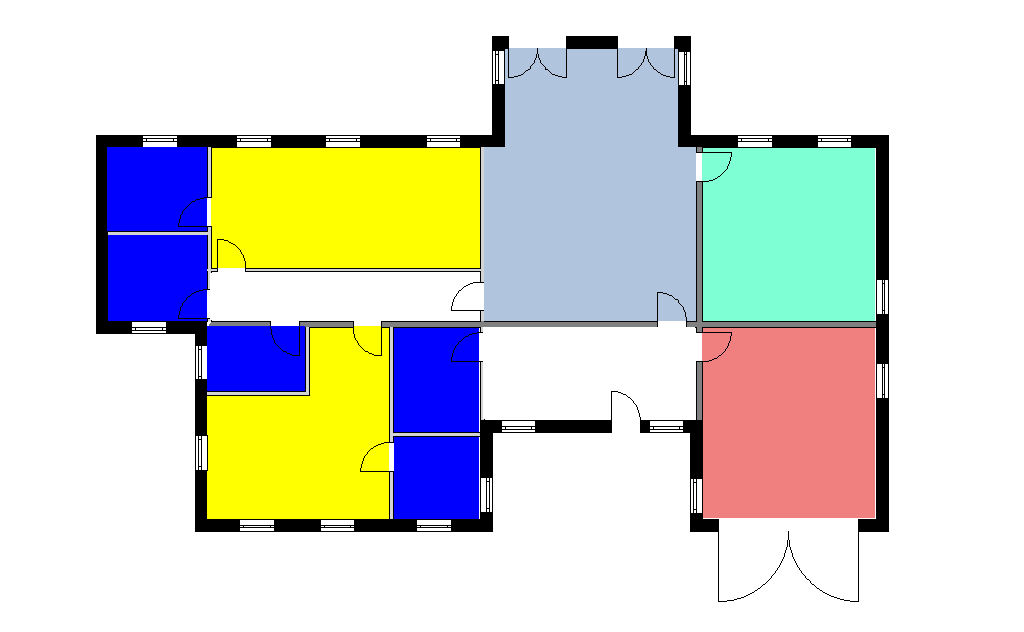 2d gallery for Floor plans for estate agents