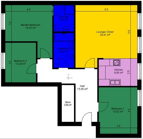 Grundriss Zeichnen In Excel : Grundrisse und 3D Visualisierungen für Immobilienmakler