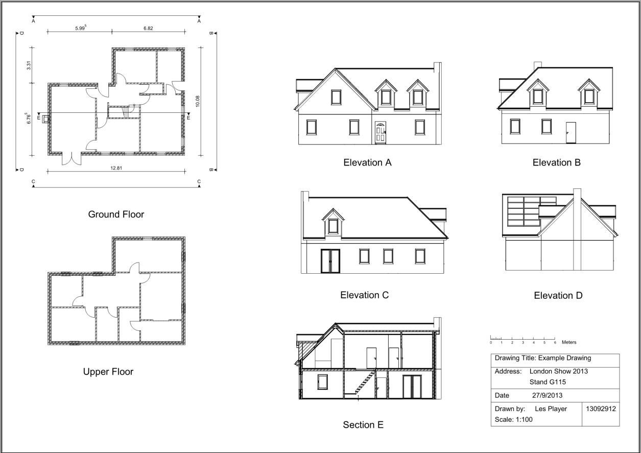 Scale bar - Visual Building  Scale bar - Vis...