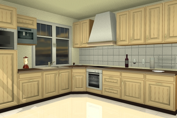 3D Kitchen Collection2 1