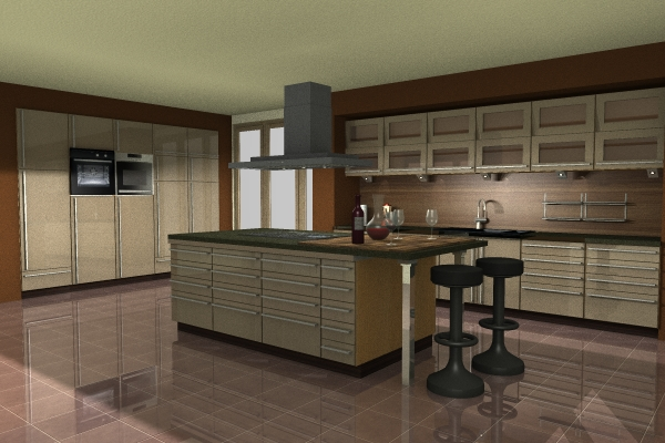 3D Kitchen Collection2 2