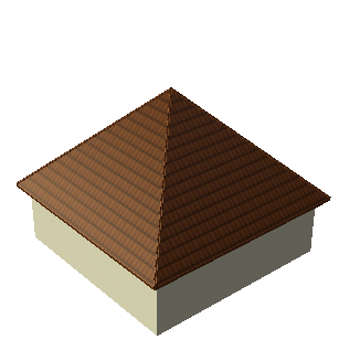 Simple Roof Shapes