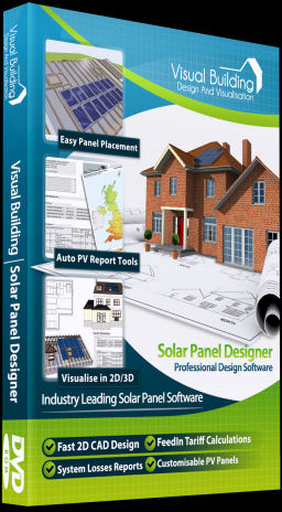 Visual Building Solar Designer
