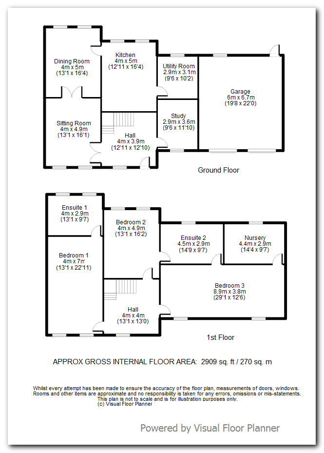 Visual building topic fast 2d plan creation for estate for Www floorplanner