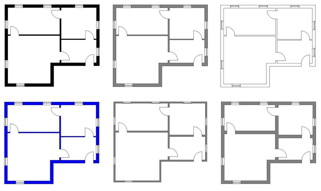 Floor Plan Styles