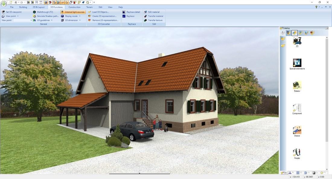 House Design Software,Modern Luxury Simple Living Room Lighting Design