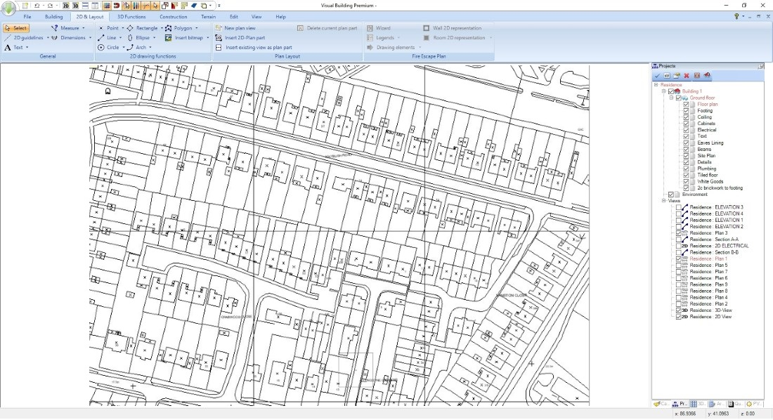 Planning Applications Site Plan