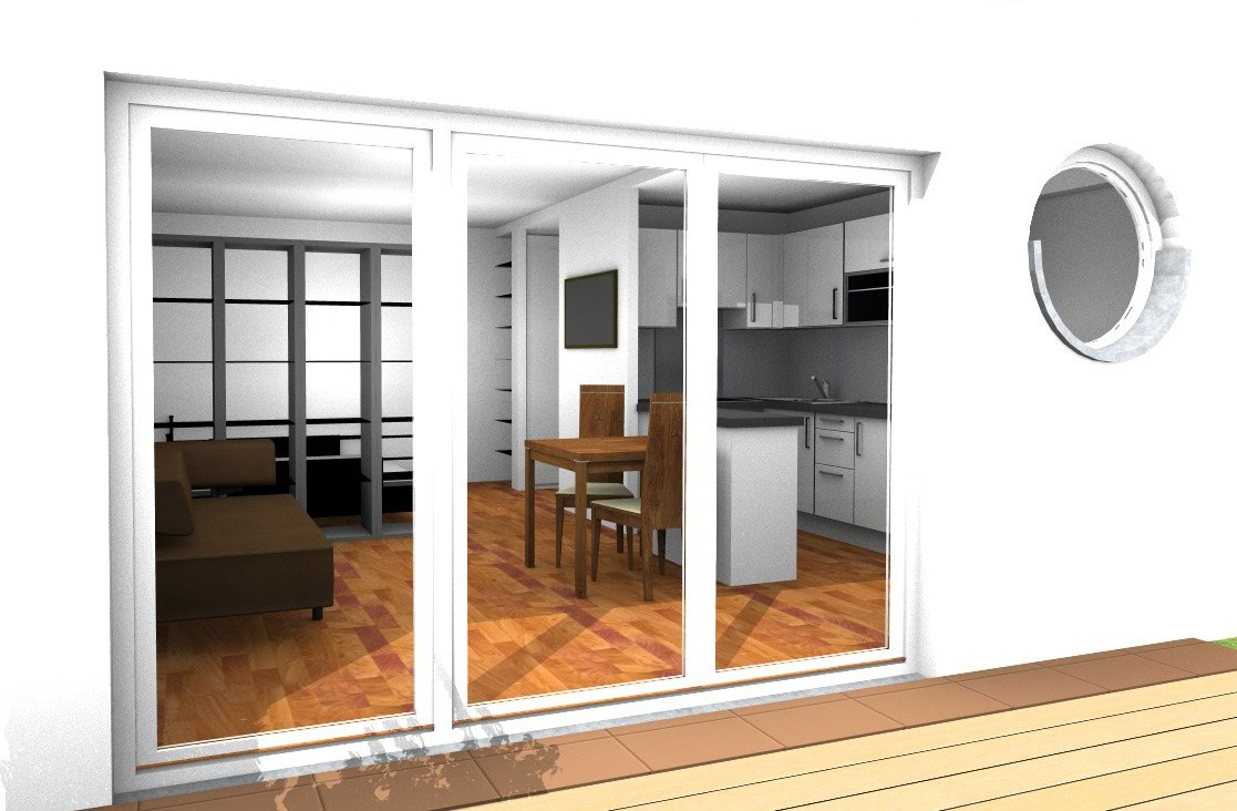 Room Design Example